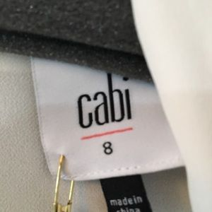 CAbi Tops - Cabi Top (NWT)! From Calligraphy Brush Collection.
